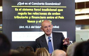 EL CONCIERTO ECONOMICO VASCO