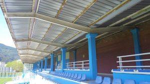 Renovación de la tribuna de El Malecón